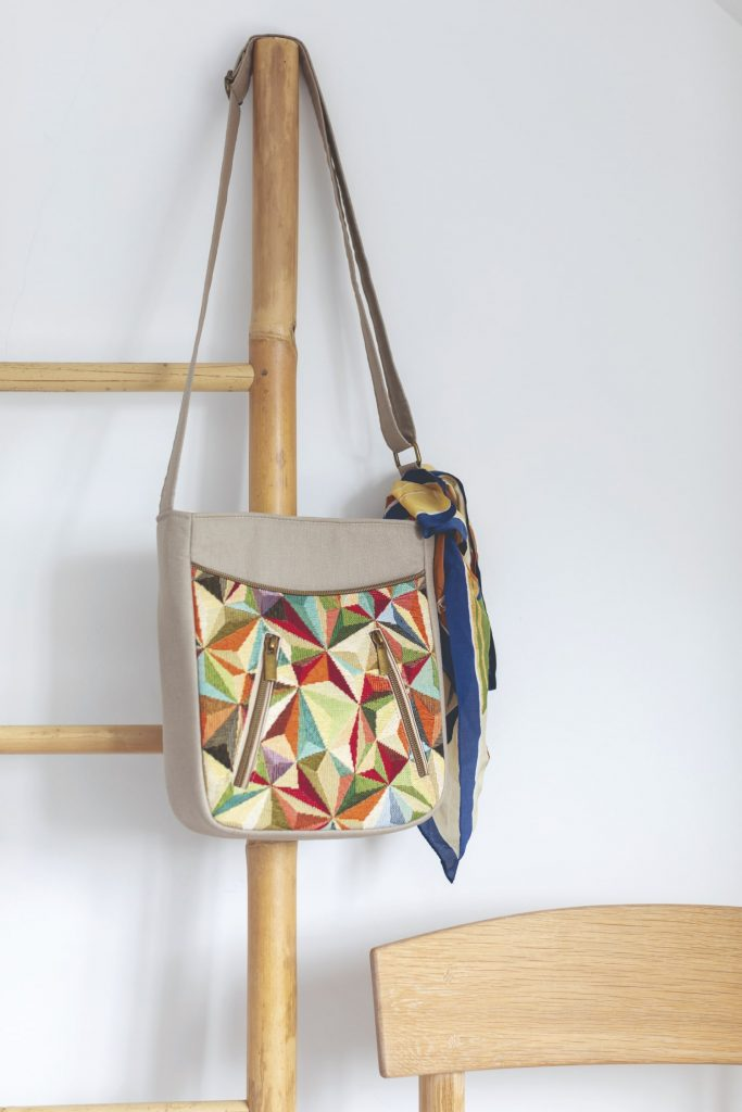 The Darling Day Spring Bag Pattern