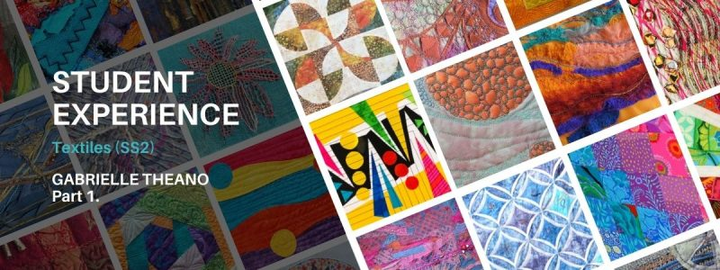 Student Experience: Studying Textiles (SS2)