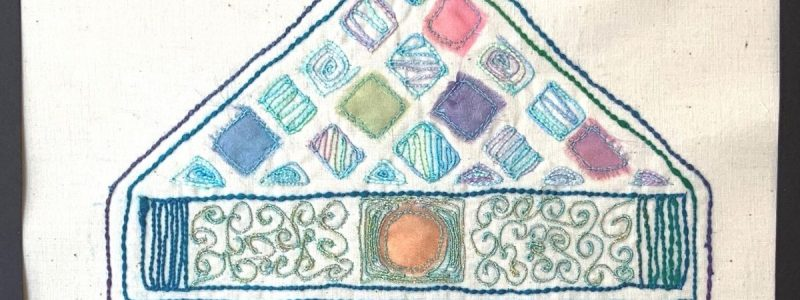 Graduate Story: Ann Holliday – Textiles