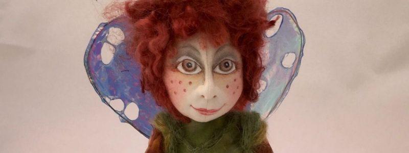 Jan Horrox: The Versatility of Cloth Dolls