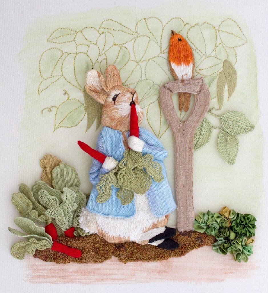 Pater Rabbit by Kay Dennis