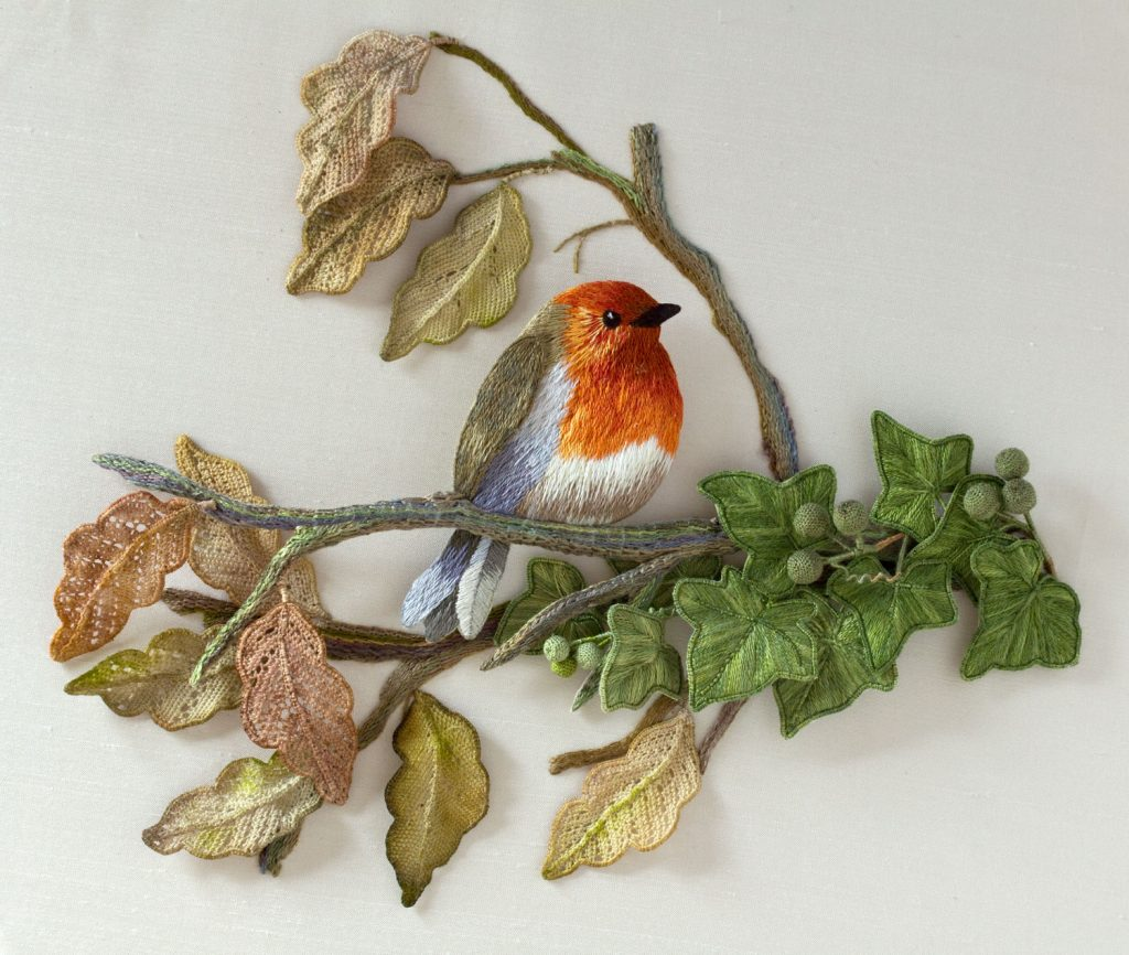 Robin by Kay Dennis