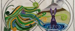 Stitch Journey by Sally-Ann-Duffy, Hand Embroidery graduate
