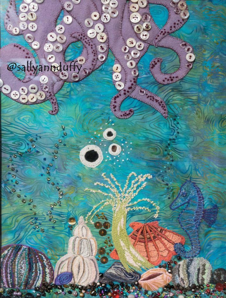 An Octopuss's Garden by Sally-Ann Duffy
