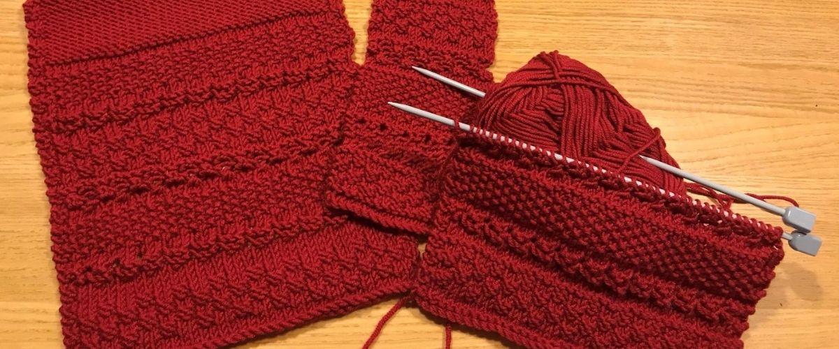 Graduate Story: Susan Rorison – Knitting