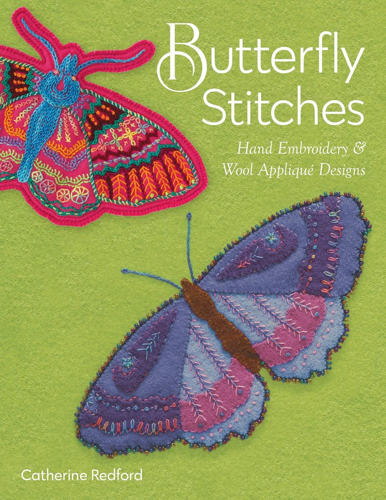 Butterfly Stitches by Catherine Redford