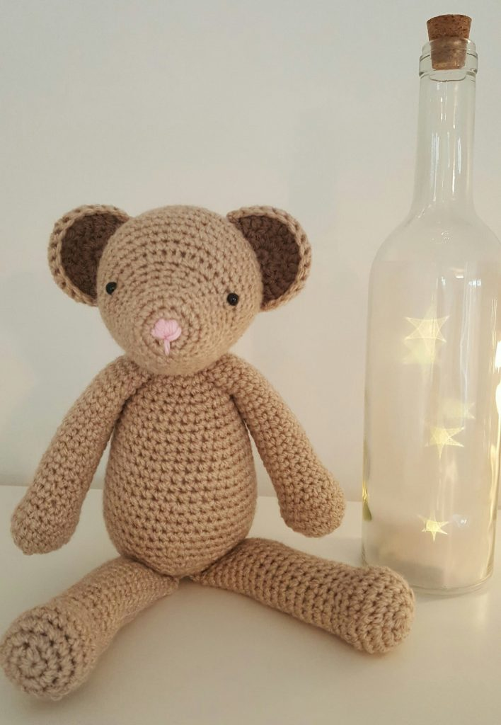 Bursary finalist Nicola Cole, Knitting.