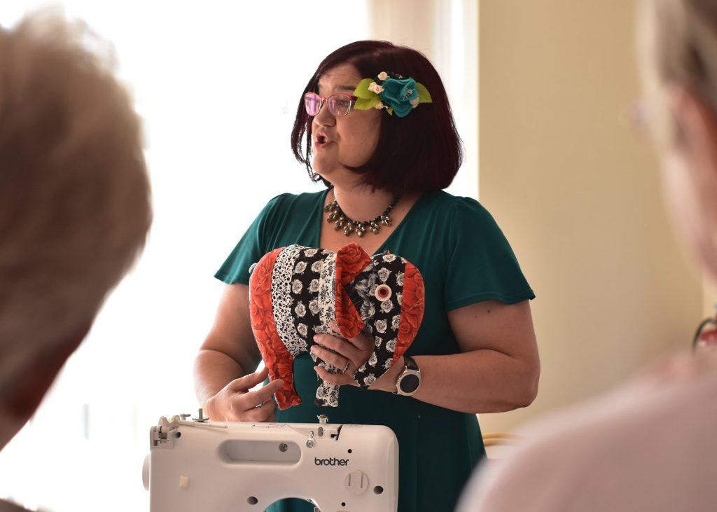 Sarah Payne Teaching