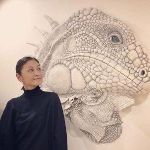 Contemporary Felt Artist, Terumi Ohta